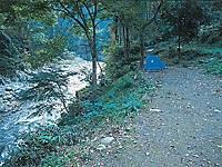 清水苑キャンプ場・写真