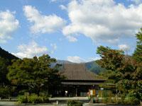 東京都立 奥多摩湖畔公園 山のふるさと村・写真