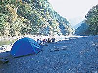 氷川キャンプ場・写真