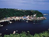波浮港・写真