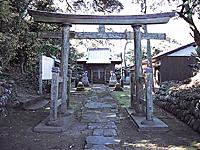 阿豆佐和気命神社