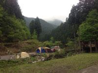 大岳キャンプ場・写真