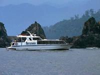 真鶴半島遊覧船・写真