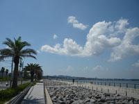 馬堀海岸・写真