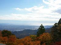 大山山頂周遊コース・写真