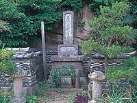 三浦義村の墓・写真