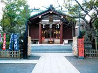 稲毛神社・写真