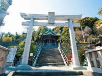 西叶神社・写真