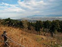 春日山城跡・写真