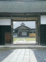 笹川邸(重要文化財旧笹川家住宅)・写真
