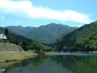 粟ヶ岳県民休養地キャンプ場・写真