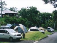 清田山キャンプ場・写真