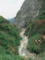 小滝川ヒスイ峡・写真