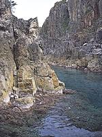 尖閣湾・写真