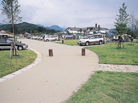 八木ヶ鼻オートキャンプ場・写真
