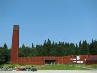 越後松之山「森の学校」 キョロロ・写真