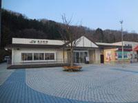 名立谷浜サービスエリア(上り)・写真