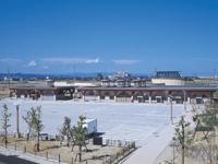 道の駅 カモンパーク新湊・写真