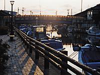 かぐら橋(虹のかけ橋)・写真