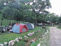 利賀国際キャンプ場・写真