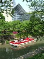 松川遊覧船・写真
