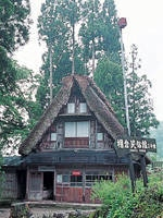 相倉民俗館・写真