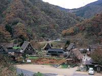 菅沼合掌造り集落・写真