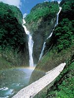 称名滝・写真