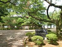 宮崎城跡・写真