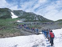 立山登山・写真