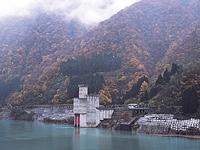 新柳河原発電所・写真