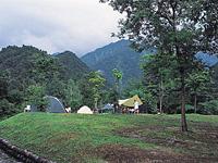 剱岳青少年旅行村キャンプ場・写真