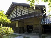 加賀藩十村役喜多家・写真