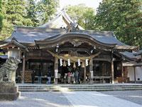 白山比め神社・写真