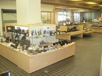 山中うるし座 山中漆器伝統産業会館・写真