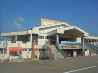 道の駅 のとじま・写真