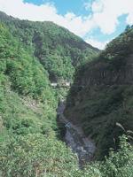 蛇谷峡谷・写真