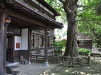 深田久弥山の文化館・写真