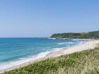 琴ヶ浜・写真