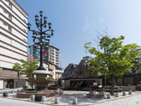 湯元の広場・写真