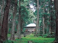 平泉寺白山神社・写真