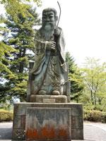 継体天皇像・写真
