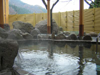 渓流温泉・写真