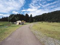 六呂師高原温泉キャンプグランド・写真