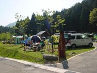 岩屋オートキャンプ場・写真
