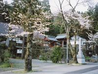 越知山大谷寺・写真