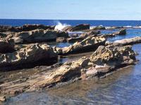 弁慶の洗濯岩・写真