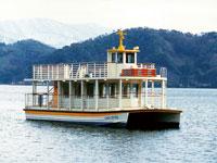 若狭町観光船レイククルーズ・写真