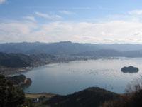 久須夜ヶ岳展望台・写真