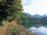 四尾連湖・写真